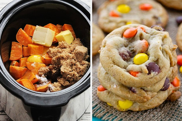20 Easy Thanksgiving Sides & Snacks That Still Taste Impressive