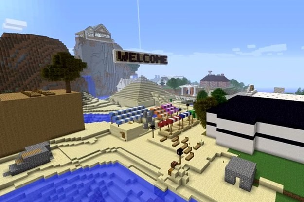 """This """"Minecraft"""" Community Is Saving The Lives Of Children With Autism"""