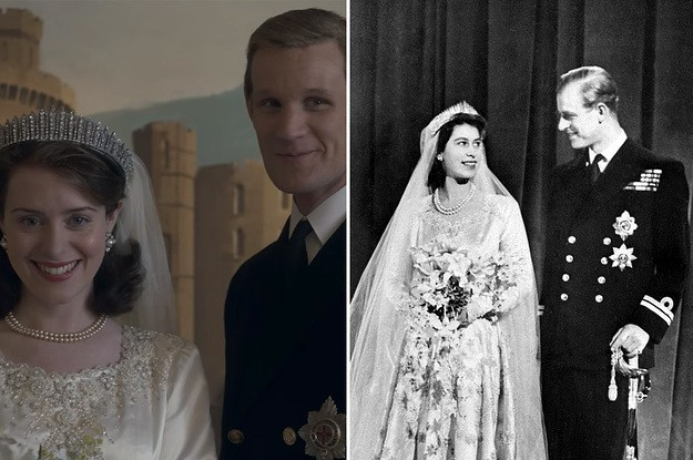 """Here Are 27 Historical Moments From """"The Crown"""" Vs. Real Life"""