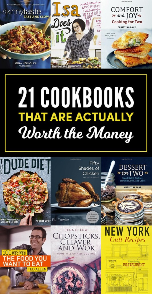 Cookbooks - Magazine cover