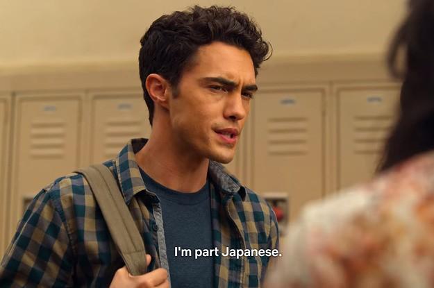 Darren Barnet Is Part Japanese IRL, So Mindy Made Paxton Hall-Yoshida Part Japanese