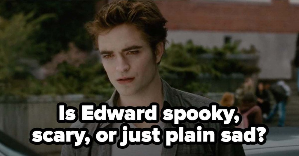 Are These Vampires Spooky, Sexy, Or Sad?