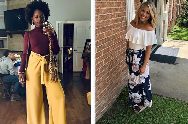 21 Pairs Of Wide-Leg Pants You'll Want To Wear All The Time