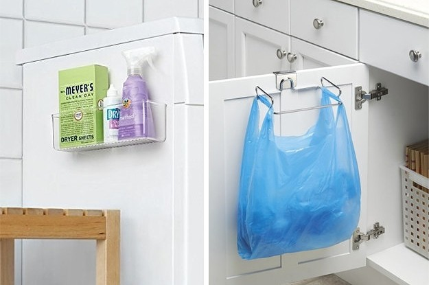 36 Straight-Up Genius Ways To Add Storage To Your Home