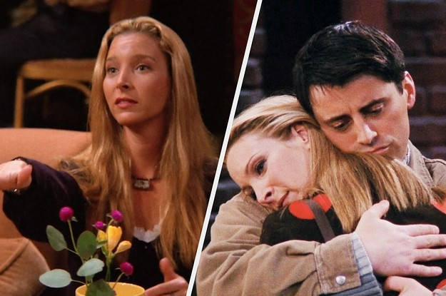 Lisa Kudrow Had A Hard Time Playing Phoebe Buffay, So Matt LeBlanc Gave Her Some Advice
