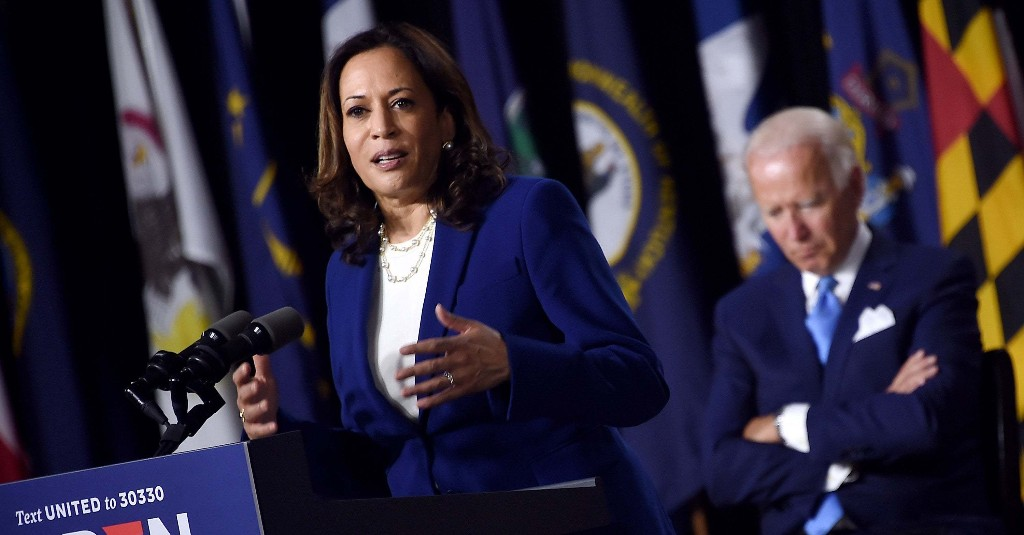 Kamala Harris's Friendship With Joe Biden's Late Son Was Central To Their First Joint Event