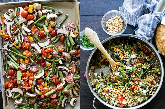 25 Dinner Ideas For People Who Are Trying To Eat Less Meat