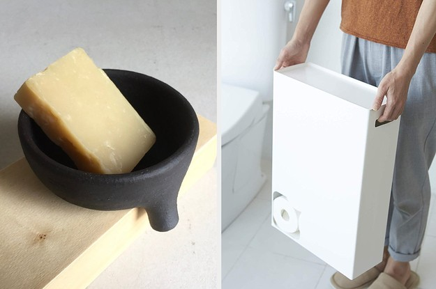 24 Bathroom Products That Are Both Stylish And Incredibly Useful