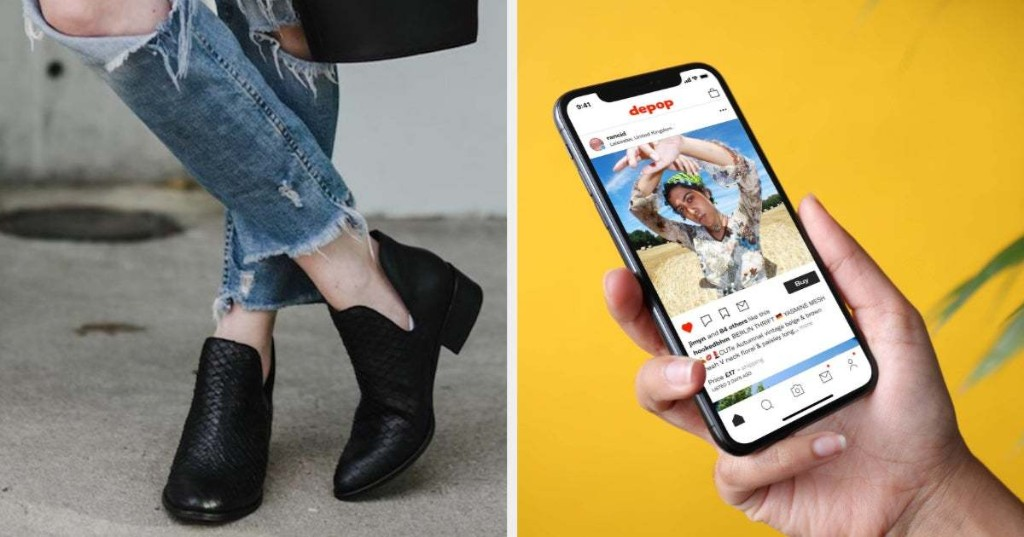 7 Of The Best Online Clothing Resale Platforms To Make A Quick Buck