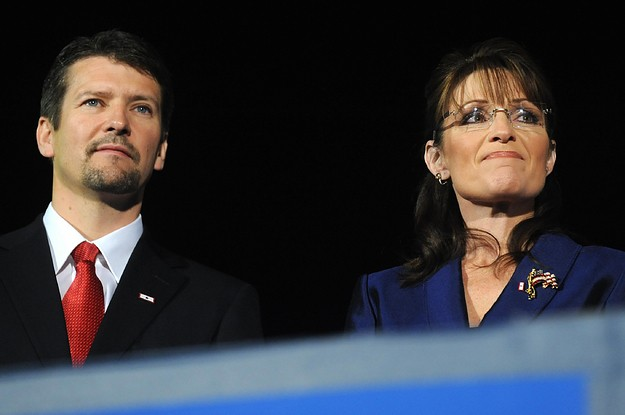 Sarah Palin's Husband Has Filed For Divorce