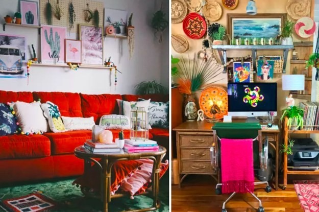 17 Maximalist Rooms That Will Convince You To Add More Color To Your Home