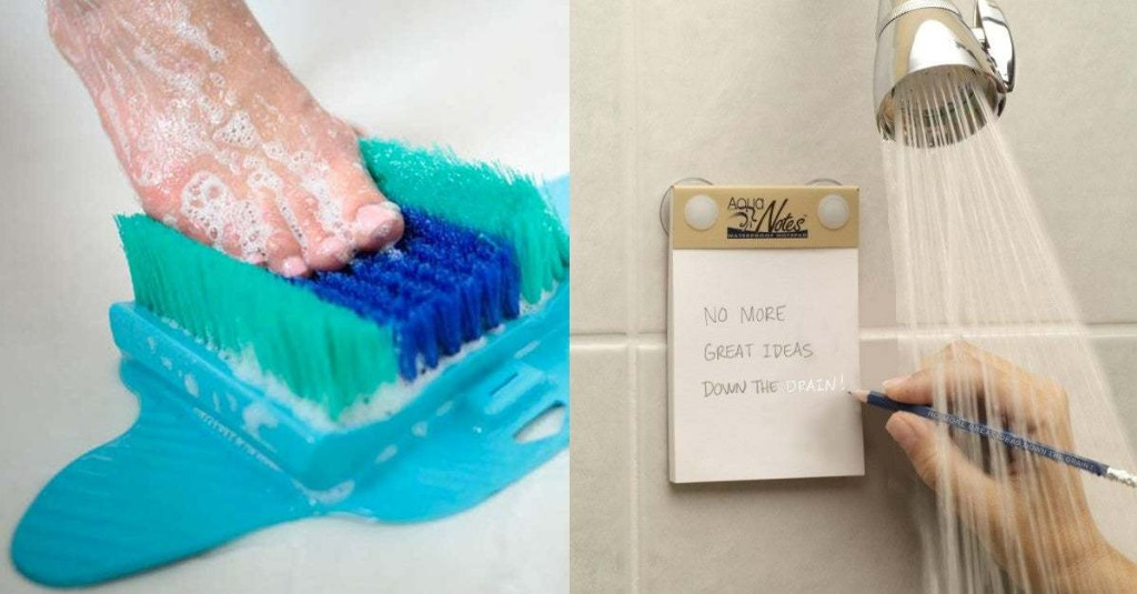 27 Ways To Make The Most Out Of Your Shower