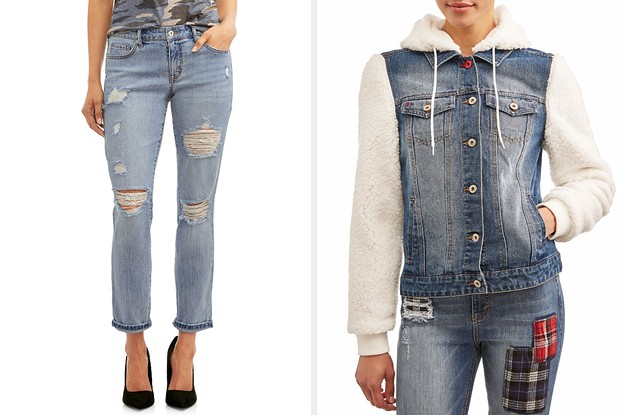 23 Stylish Denim Items To Buy From Walmart In Honor Of Back-To-School Season