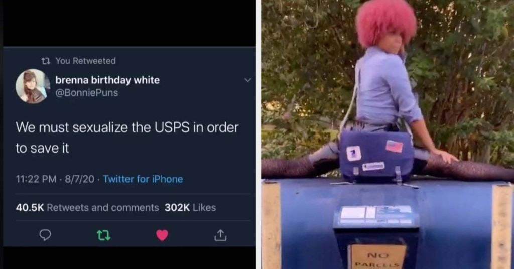 It Started As A Joke But Gen Z Is Trying To Sexualize The USPS To Save The Agency From Being Defunded