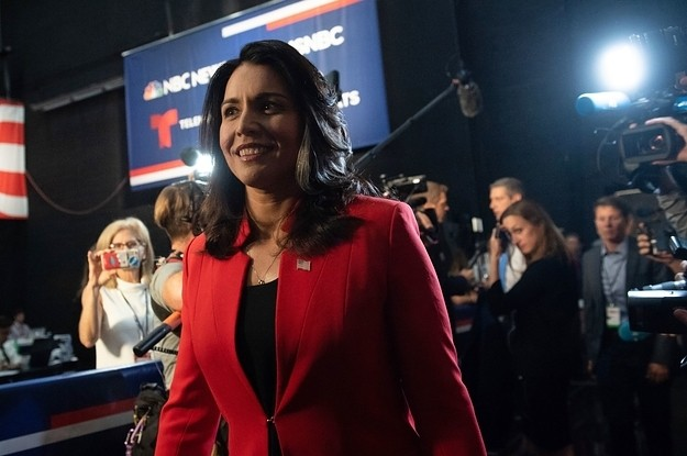 Tulsi Gabbard Is Having A MAGA Moment After Her Debate Performance