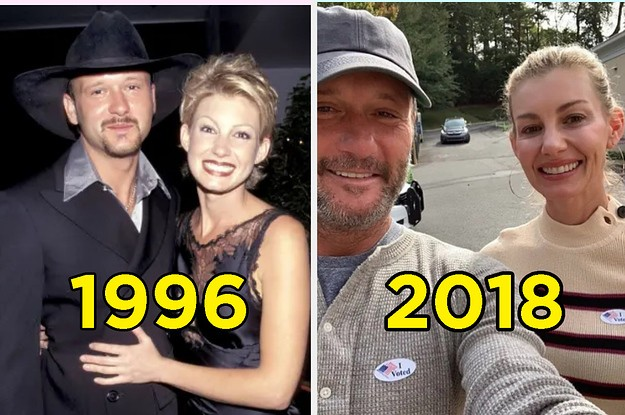 Faith Hill And Tim McGraw's Marriage Is The Best Reminder That True Love Exists