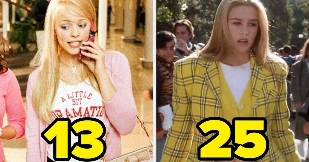 The Iconic Teen Movie Outfits You Choose Will Accurately Reveal How Old You Are