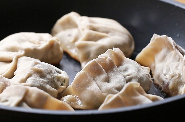 Need A Meal That All Kinds Of Eaters Can Enjoy? These Homemade Customizable Dumplings Will Make Everyone Happy