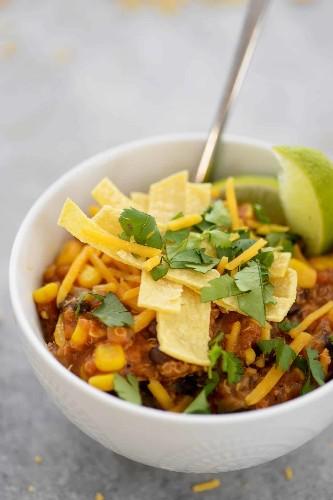 Vegetarian Instant Pot Meals - cover