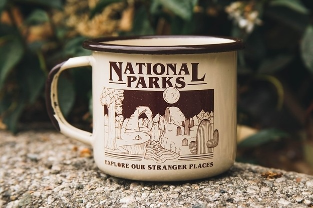 17 Gifts People Who Love The National Parks Will Go Wild For