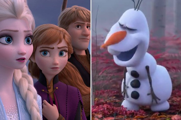 """22 """"Frozen 2"""" Behind-The-Scenes Facts You Probably Didn't Know, But 100% Should"""