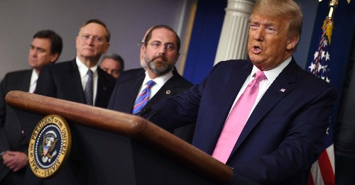 Trump's Biggest Supporters Think The Coronavirus Is A Deep State Plot