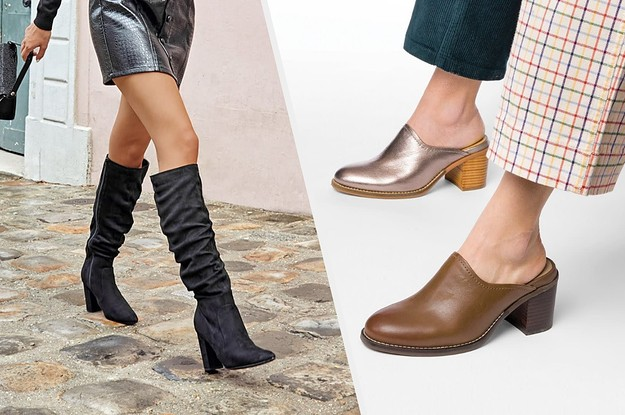 37 Shoes You Can Justify Buying Now That It's Finally Fall