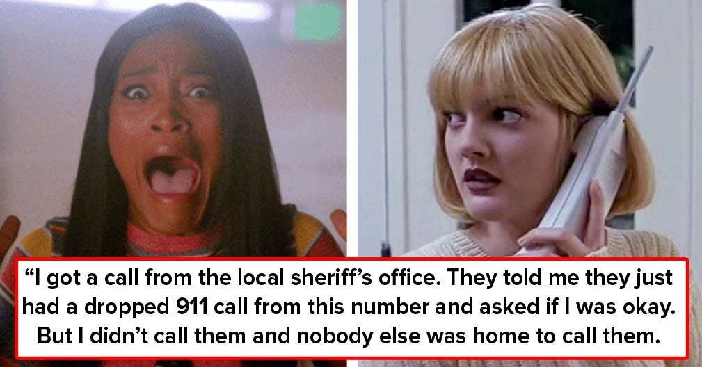 21 Stories About Being Home Alone That Sound Like The Plot Of A Horror Movie