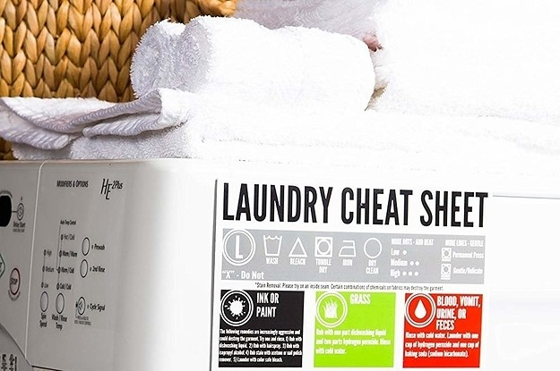 32 Ways To Make Doing Laundry So Much Easier