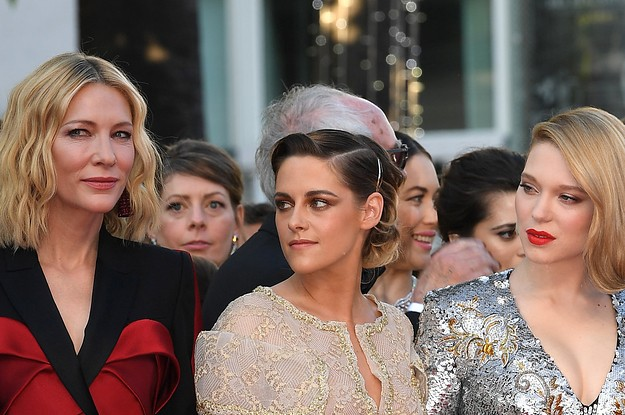 17 Pics From Cannes That Honestly Shook Up My Gay Lil' Heart