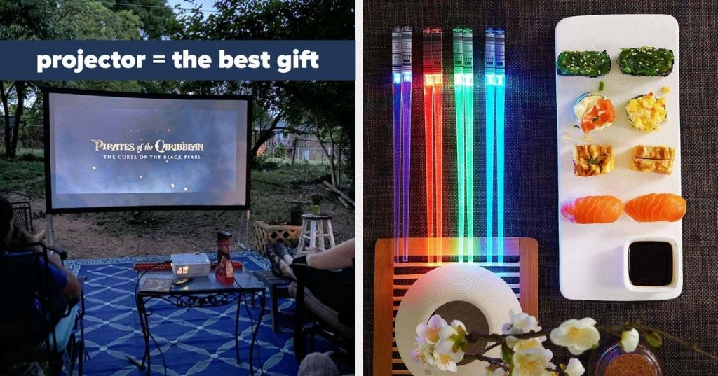 31 Cool And Useful Gadget Gifts For The Person Who Basically Has Everything
