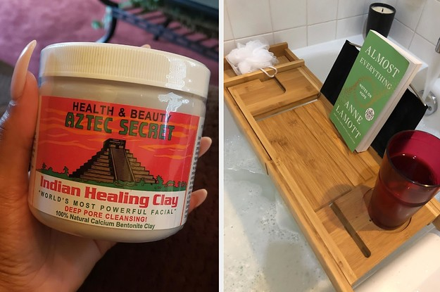 28 Affordable Self-Care Products For When You're Too Broke For A Spa Day