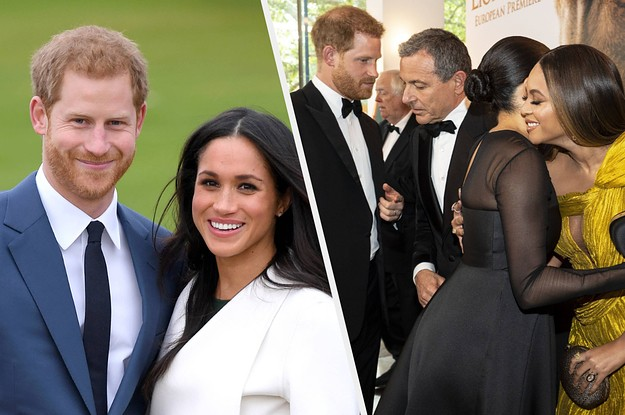Prince Harry Advocating For Meghan Markle To Work With Disney Is The Sweetest Thing
