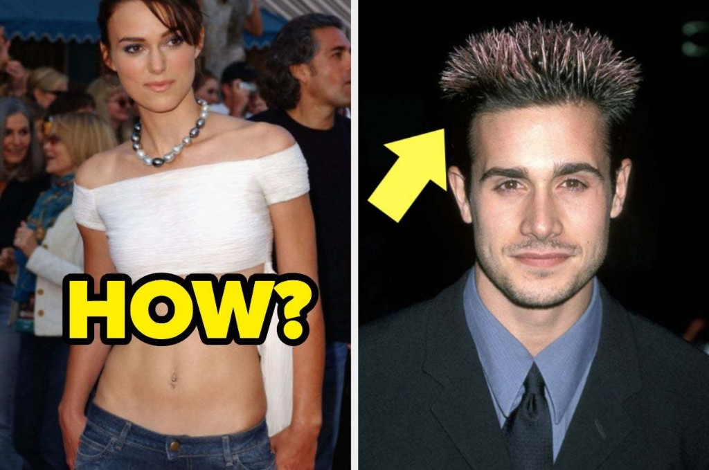 38 Early 2000s Trends That Were Equally Horrifying And Hilarious