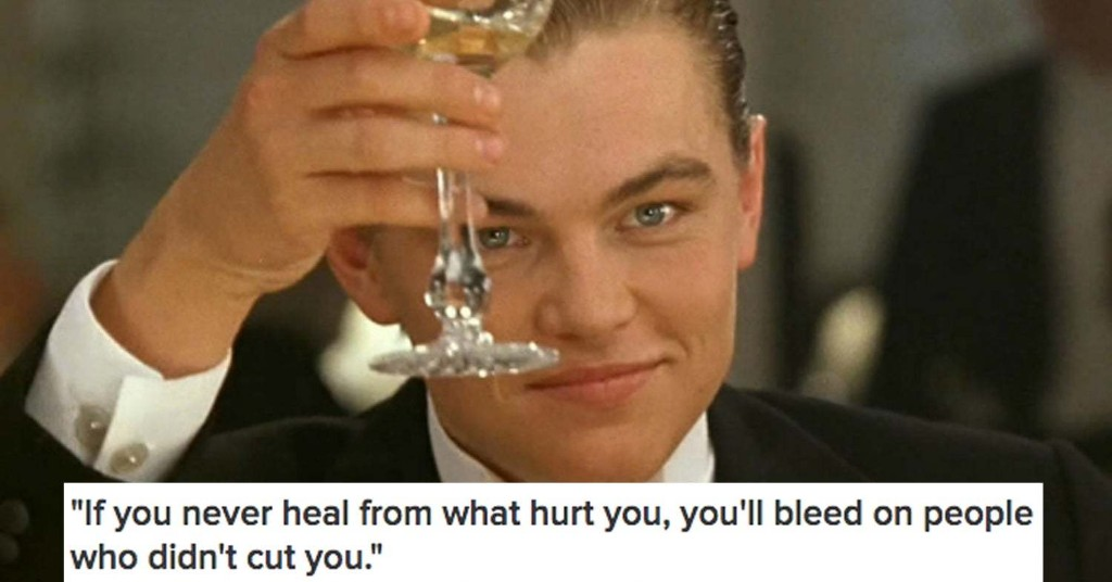 People Are Sharing The Wisest Sayings They've Ever Heard, And It's Almost Too Real