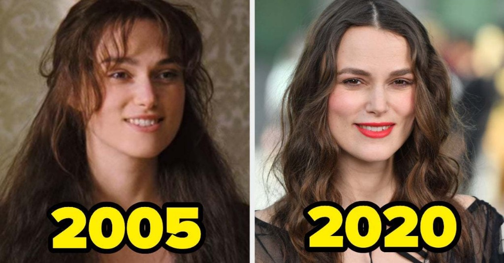 """Today Is The 15th Anniversary Of """"Pride & Prejudice,"""" So Here's What The Cast Looks Like Now"""