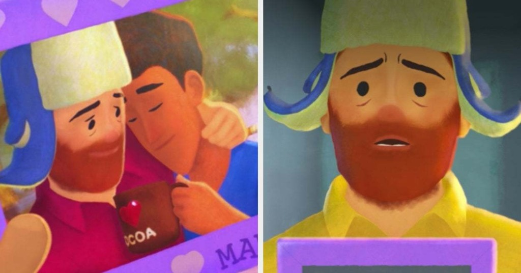 Pixar Just Released A Short That Features Its First Openly Gay Lead Character
