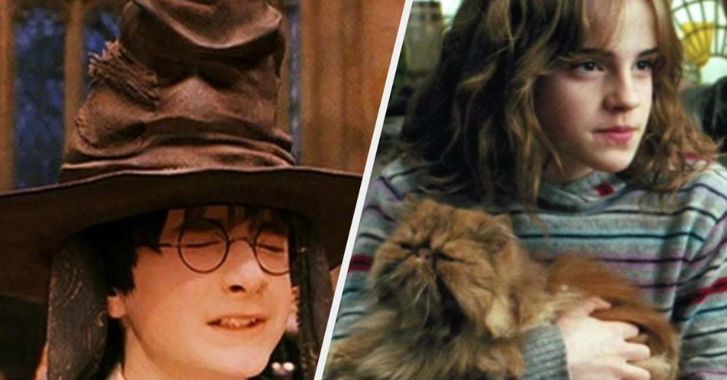 We Know What Hogwarts House Your Pet Truly Belongs In — And, Yes, You Read That Correctly