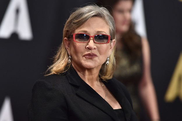 Carrie Fisher Had Cocaine And Heroin In Her System When She Died, Coroner Says