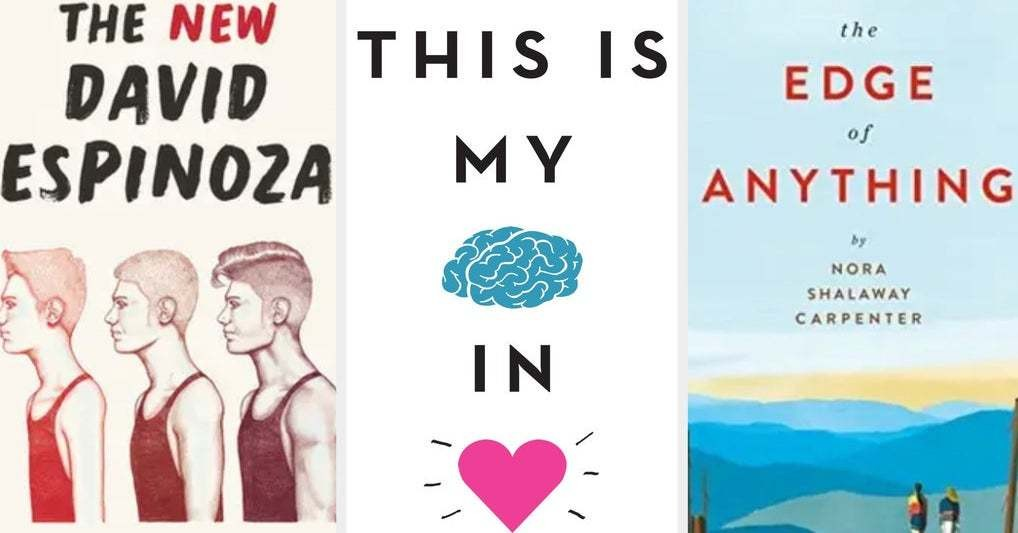 21 YA Books To Read During Mental Health Awareness Month