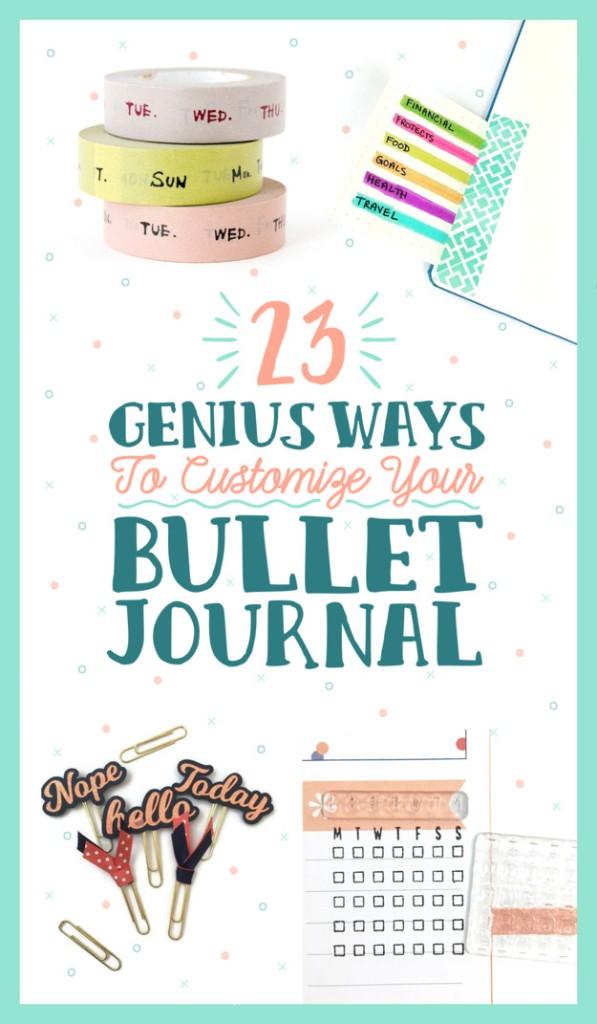 Bullet Journal  - cover
