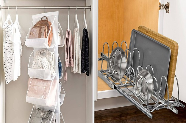 42 Holy Grail Organization Products To Make Your Life So Much Easier