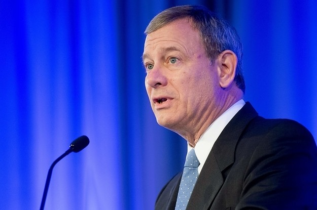 Chief Justice John Roberts Now Gets To Decide What To Do With His Supreme Court