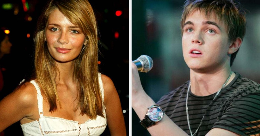 Do You Recognize All 20 Of These 2000s Celebs?