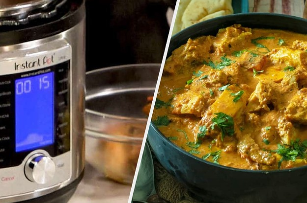 10 Indian Recipes That Will Make You Want To Get Out Your Instant Pot...Instantly
