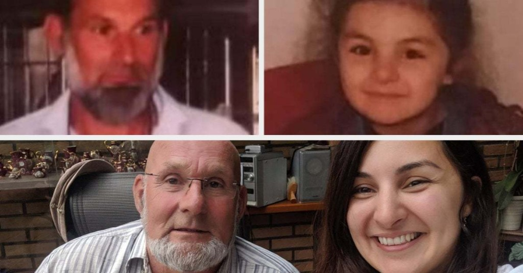 A Woman Tweeted A Picture Of A Man Who Had Shown Her Kindness As A Child Refugee. Within 36 Hours They Were Reunited.