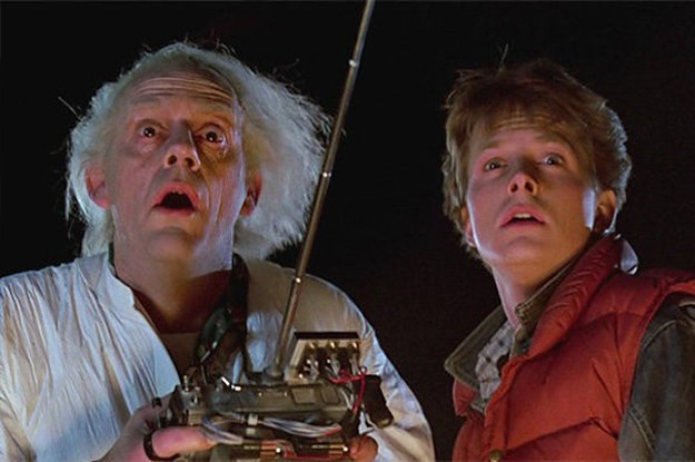 "18 Mind-Blowing Details You Never Noticed In The ""Back To The Future"" Movies"