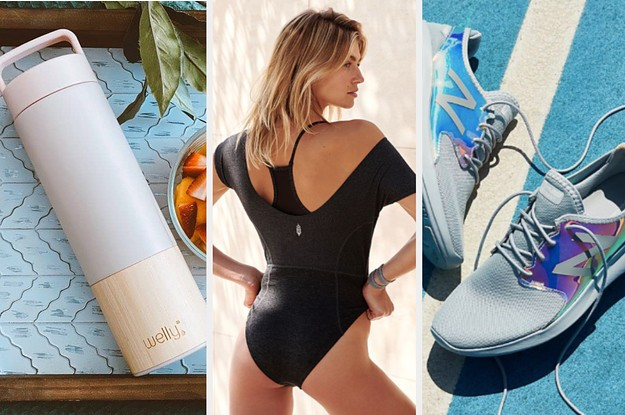 19 Cute Fitness Accessories From Free People That Might Actually Inspire You To Work Out