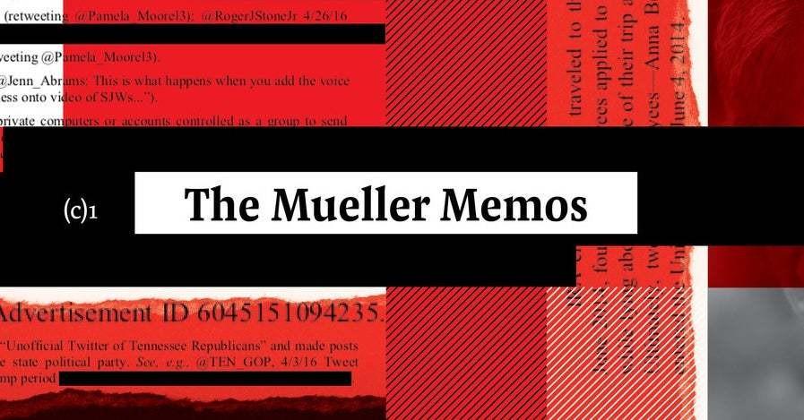 Robert Mueller III - cover