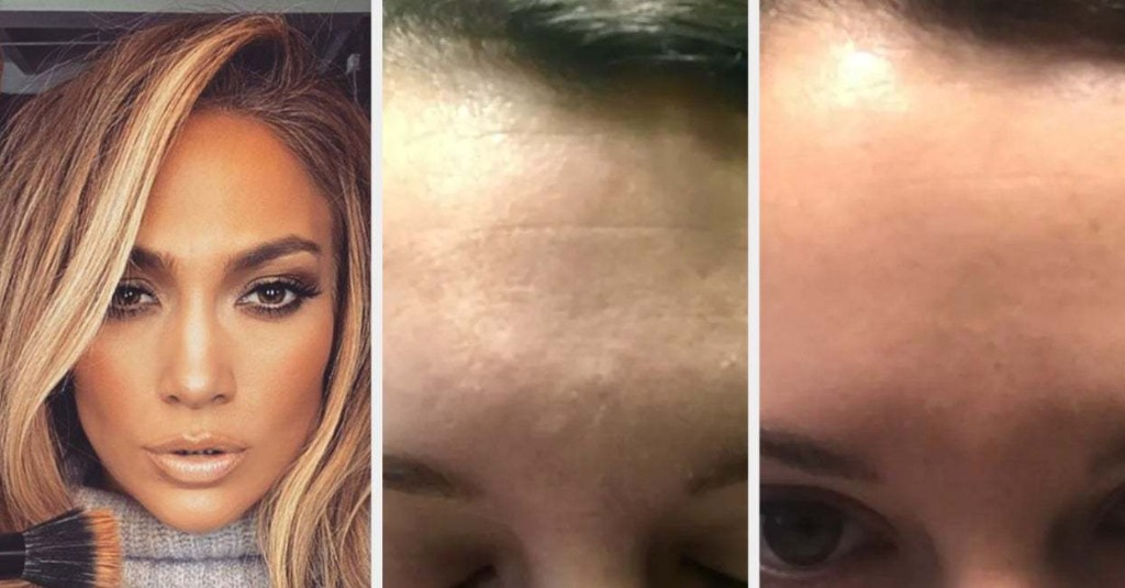I Tried Jennifer Lopez's Skincare Routine And The Results Were Pretty Dramatic